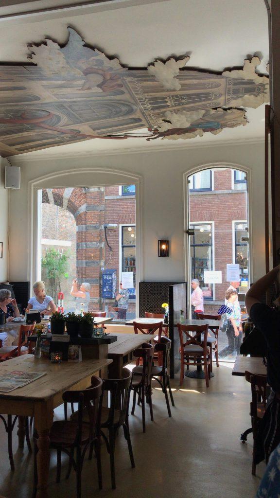Utrecht, Brasserie Domplein
