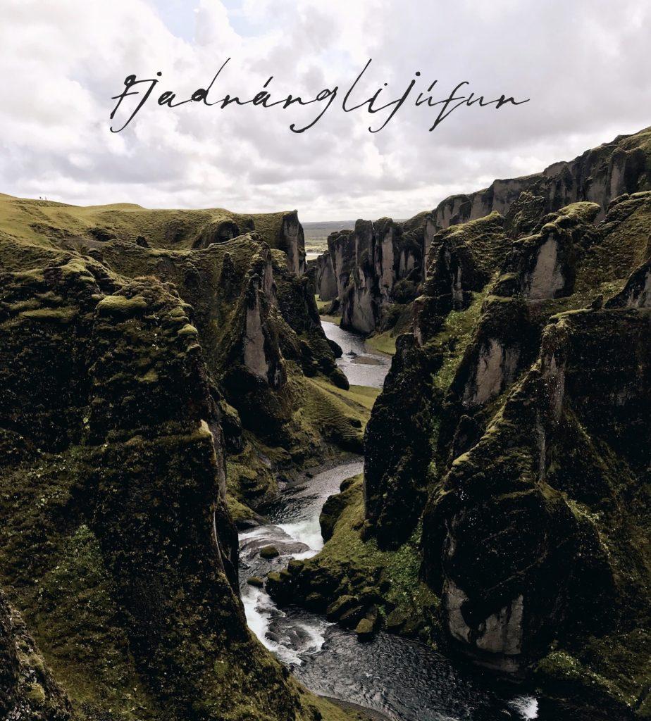 Fjaðrárgljúfur (Islanda)